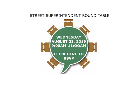 Join your fellow superintendents to discuss the latest topics .